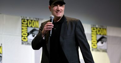 Kevin Feige na Comic COn