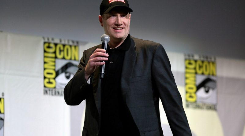 Kevin Feige na Comic COn