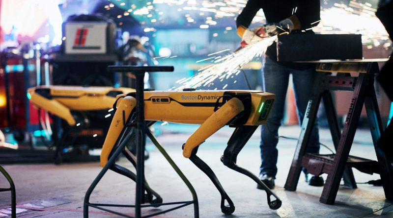 Boston Dynamics Robodog