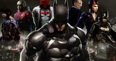 Batman-Arkham-Batfamily