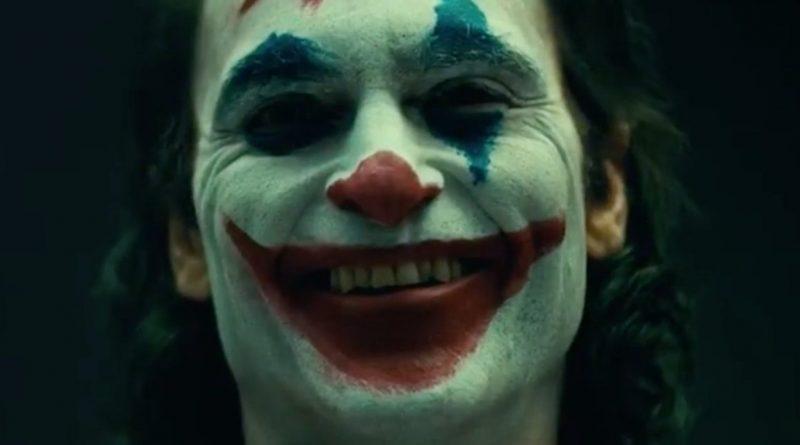 Joker Coringa Joaquin Poenix