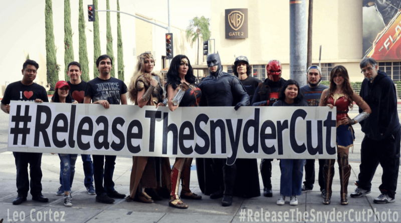 Justice League SnyderCut