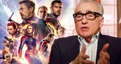 Martin Scorsese sobre MCU