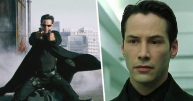 Matrix procurando actor mais novo