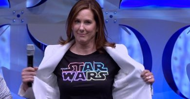 Star Wars Kathleen Kennedy