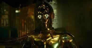 C-3PO Star Wars The Rise Of Skywalker trailer final