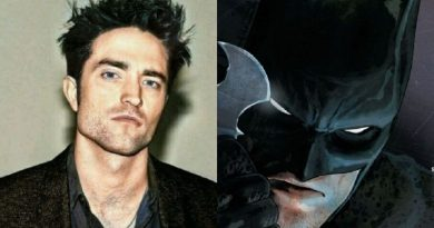 Robert The Batman
