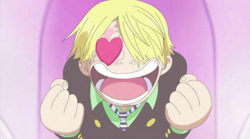 Sanji Love Eye