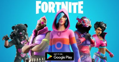 Fortnite ja na Playstore