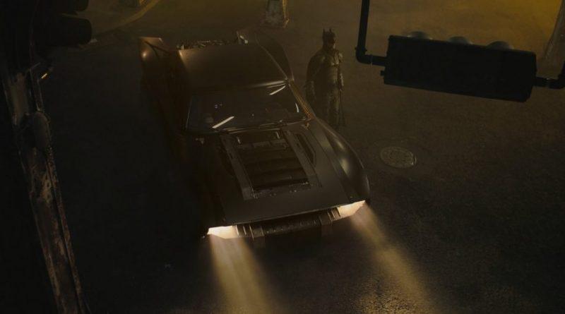 The Batman Batmovel
