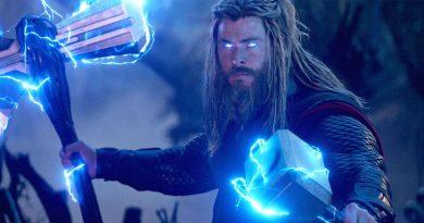 Thor e os dois Martelos