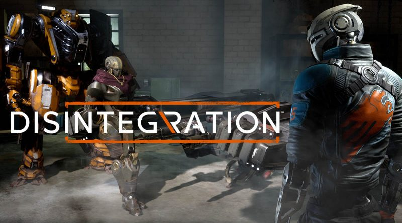 Disintegration fps