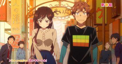 Kanojo, Okarishimasu - Rent-A-Girlfriend