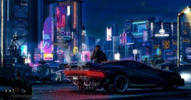 Cyberpunk 2077 Reaver