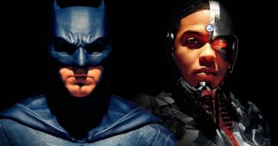 Ben Affleck And Ray Fisher