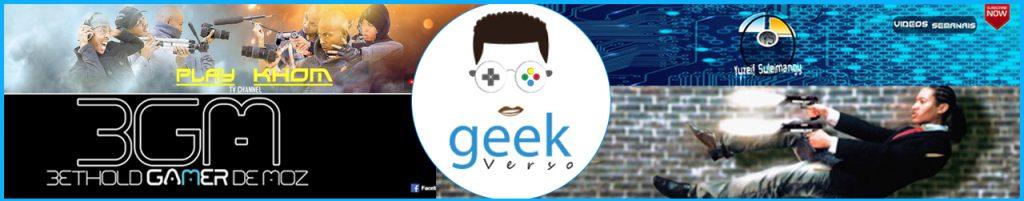 Canais Geek de Moz by Geek Verso