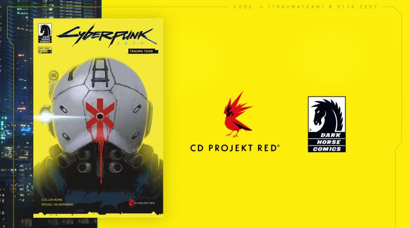 Cyberpunk 2077 ganha HQ pela Dark Horse