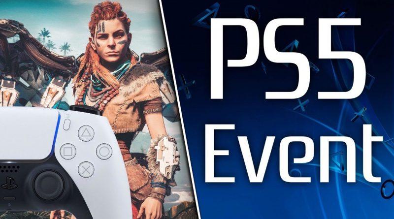 Evento PS5