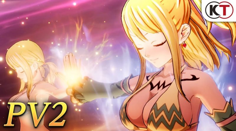 Fairy Tail PV2