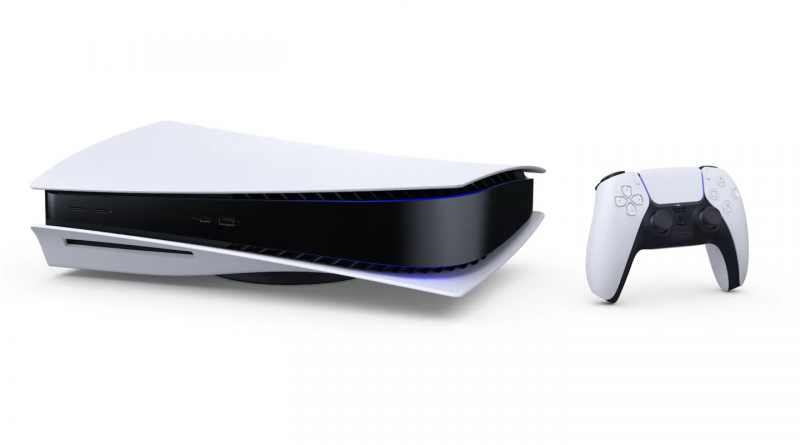 PS5 - Console e JoyStick