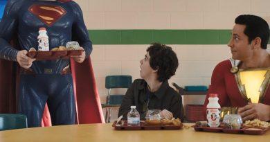 Aparição do Superman em Shazam!