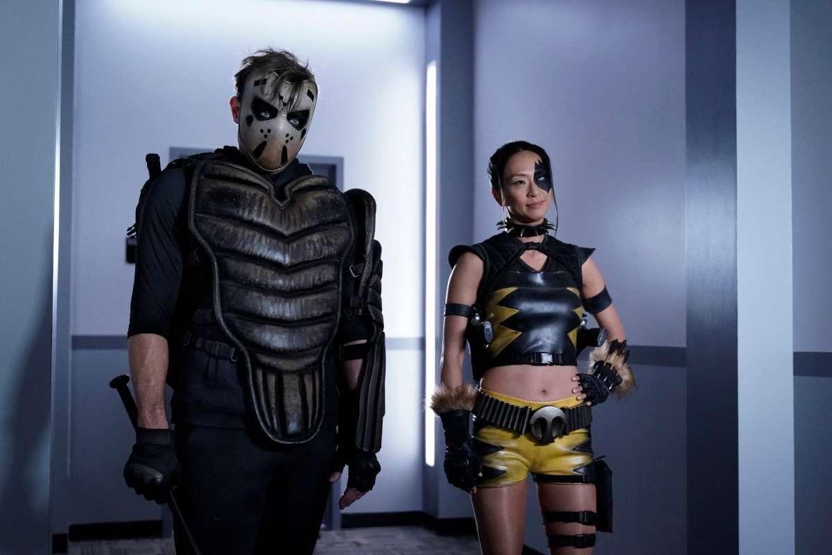 Stargirl: Mestre dos Esportes e Tigresa são destaque em novas imagens do  próximo episódio