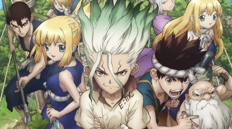 Dr Stone S02