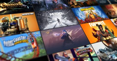 Epic Store Free Games