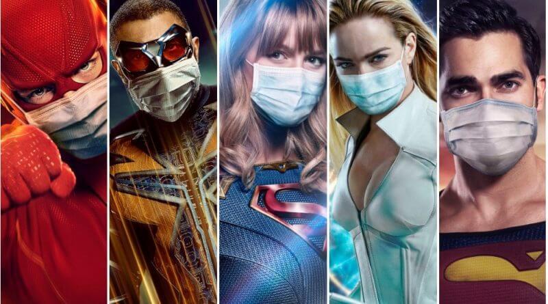 DC Comics Arrowverse