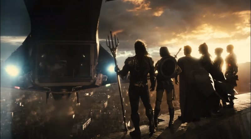 Liga de Justiça - The Snyder Cut